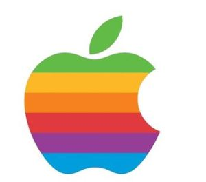 Logo Apple 1977