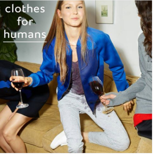 clothes for humans benetton